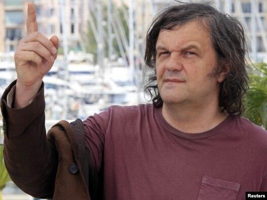 Emir Kusturica, maj 2011.