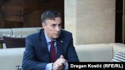 Белград- Дејвид Мекалистер член на Европскиот парламент, 25.08.2017