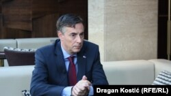 Председатель комитета по иностранным делам Европарламента Дэвид Макалистер