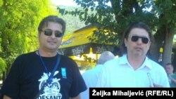Nebojša Jovičić i Rambo Amadeus