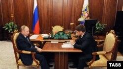 Грани Времени. Зачем Кадыров прилетал в Кремль?