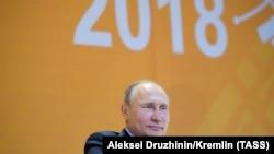 Владимир Путин на встрече с рабочими Нижнего Тагила, 6 марта 2018
