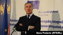 Milo Đukanović. crnogorski premijer