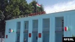 Бинои Шӯъбаи корҳои дохилии ноҳияи Панҷ