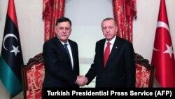 Сарраж жана Эрдоган.
