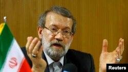 علی لاریجانی، رئیس مجلس ایران