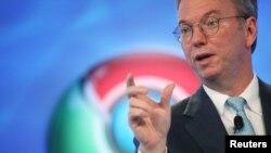 اریک اشمیت، مدیر گوگل