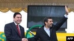 """MakKeýn: """"Orsýetden soňra, postsowet eýýamynda gaz eksporty boýunça Eýran Türkmenistanyň esasy partnýory boldy""""."""
