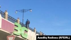 Fevralın 5-də bir sahibkar intihara cəhd etmişdi, arxiv fotosu