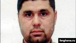 Гражданин Туркменистана Ашырбай Бекиев.