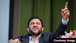 حمیدرضا مقدمفر، معاون فرهنگی و اجتماعی سپاه پاسداران؛ عکس: خبرگزاری تسنیم