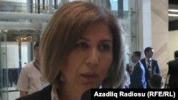 Bahar Muradova, Milli Məclisin deputatı