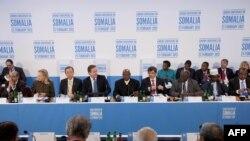 Konferenca për Somalinë, Londër, 23 shkurt, 2012