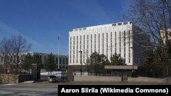 Посольство России в Вашингтоне
