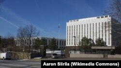 Архива: Руската амбасада во Вашингтон.