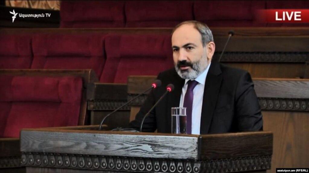 Никол Пашинян: Госслужба не должна восприниматься как бизнес