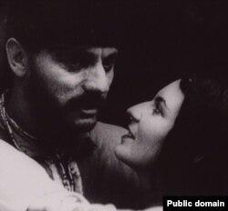 Хайрі та Асіє Емір-заде у фільмі «Алім»