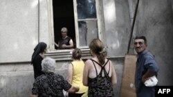 Патриотам построили в Грузии дома, выделили пособия как беженцам. Но вскоре они преодолели свое неприятие к оккупантам и вернулись, когда вдруг поняли, что и здесь можно прокормиться