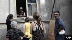 Ленингорский район перешел под юрисдикцию Цхинвала после войны 2008 года. Часть населения подалась в Грузию, часть осталась и попыталась наладить жизнь в новом государстве. Только она как-то не складывается