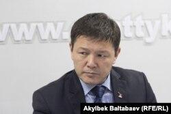 Канат Аманкулов.