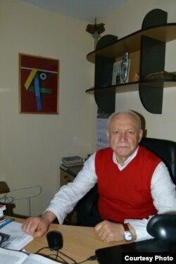 Саўлюс Варнас (зь ягонага архіву)