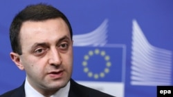 Georgian Prime Minister Irakli Garibashvili (file photo)