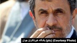 Иранның экс-президенті Махмұд Ахмадинежад.