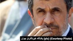 محمود احمدینژاد، مقامهای قوه قضائیه را متهم کرد که انتقاد از خود را «توهین به نظام و انقلاب» میخوانند.