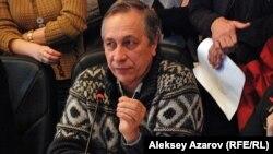 Сергей Скляренко, сотрудник Казахской ассоциации биологического разнообразия. Алматы, 11 января 2013 года.