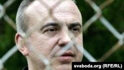 Трэцяя група крыві ў былога палітвязьня Юрыя Бандажэўскага