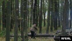 Жители Химок намерены любыми способами отстоять свой лес