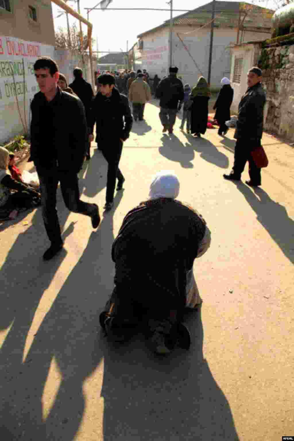 Marking Ashura In Azerbaijan #22