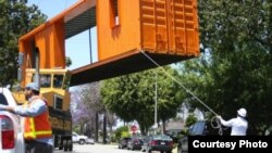 Slowly, the lowly shipping container has come to be viewed as a housing option for either those in need or for those who want a cool housing alternative.