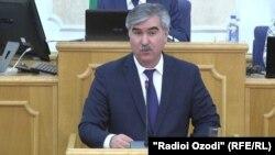 Министр финансов Таджикистана Файзиддин Каххорзода