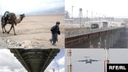 چهار منطقه در راه جاده ابریشم در آسیای مرکزی