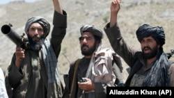 Աֆղանստան - «Թալիբան» խմբավորման զինյալներ, արխիվ