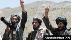 Талибан қозғалысы мүшелері