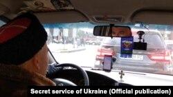 Салон автомобіля з таксистом-«казаком», Дніпропетровська область, 4 жовтня 2019 року