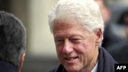 Ish-presidenti i Shteteve të Bashkuara, Bill Klinton.