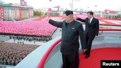 Түндүк Корея лидери Ким Чен Ын