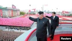 Өткөн айда Ким Чен Ын Түндүк Кореяда суутек бомбасы ийгиликтүү өндүрүштөн чыкканын жарыялаган.
