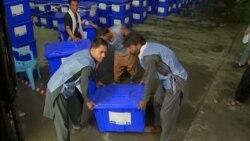 Fraud, Security Fears Hang Over Afghan Presidential Vote