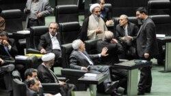 تصویب کلیات طرح برجام در روز پرحاشیه مجلس