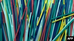 Plastične slamke