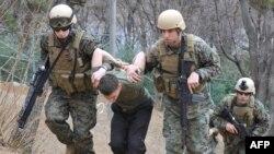 Американо-южнокорейские учения, так встревожившие Северную Корею