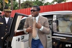 Теодорин Обианг Нгема Манге, сын президента Экваториальной Гвинеи