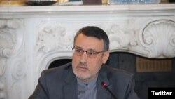 İranın Britaniyadakı səfiri Həmid Baeydinejad