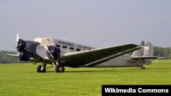 Junkers JU52 HB-HO.