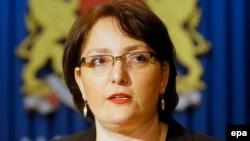 Грузиянын коргоо министри Тинатин Хидашвили