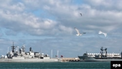 Pamje nga ushtrimet e NATO-s në Detin e Zi